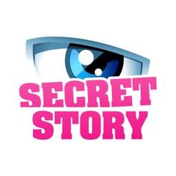 Secret Story Stickers