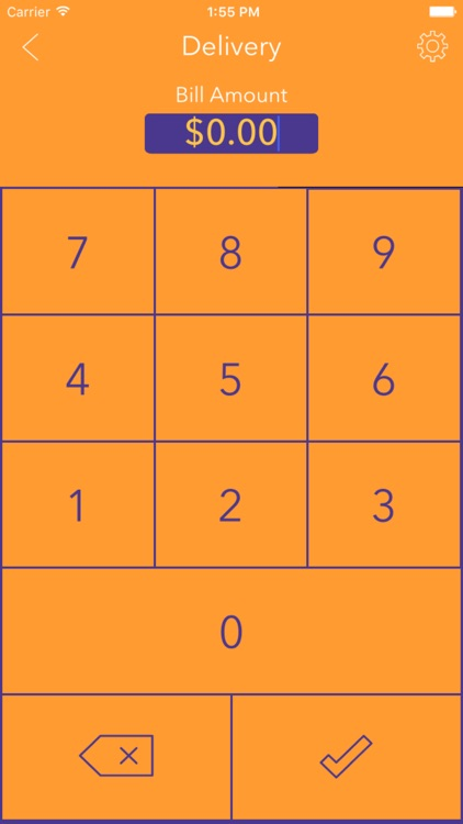 Tip Calculator Free - TipOver