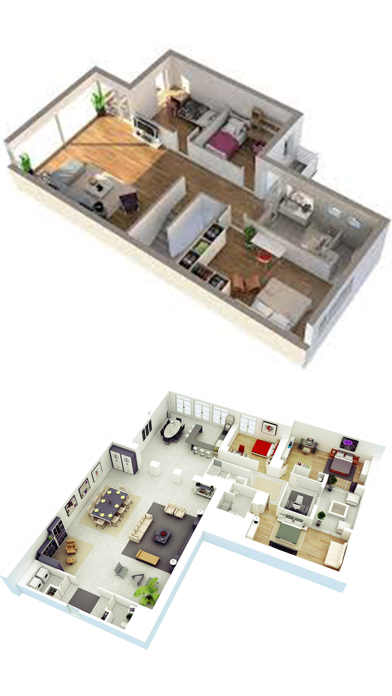 ホームデザイン - Interior 3Dのおすすめ画像2