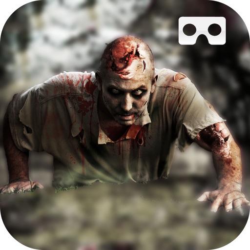 VR Evil Dead Zombie : Real Crazy Shooter