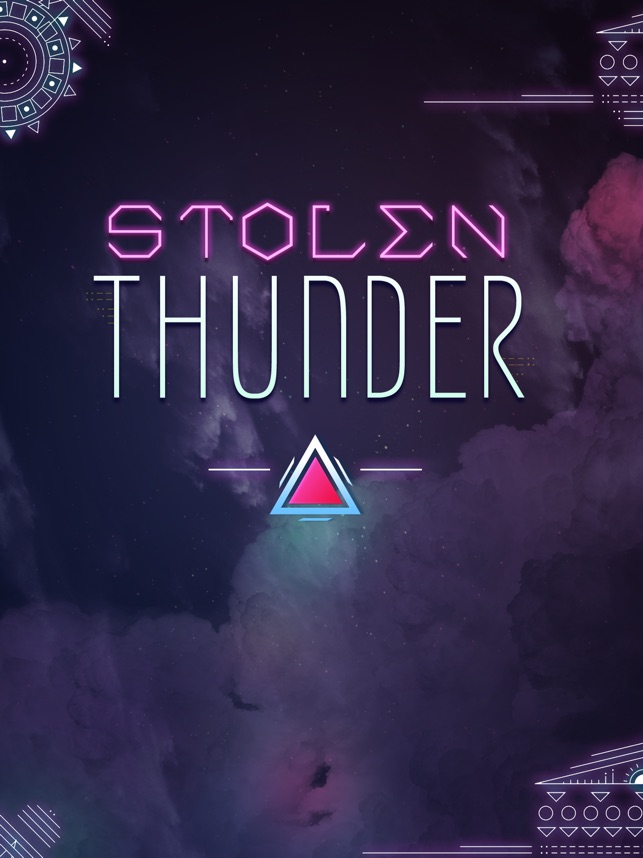 Stolen Thunder - A Unique Action Puzzle Adventure Screenshot