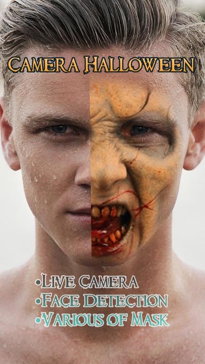 Camera Halloween - Scary Camera