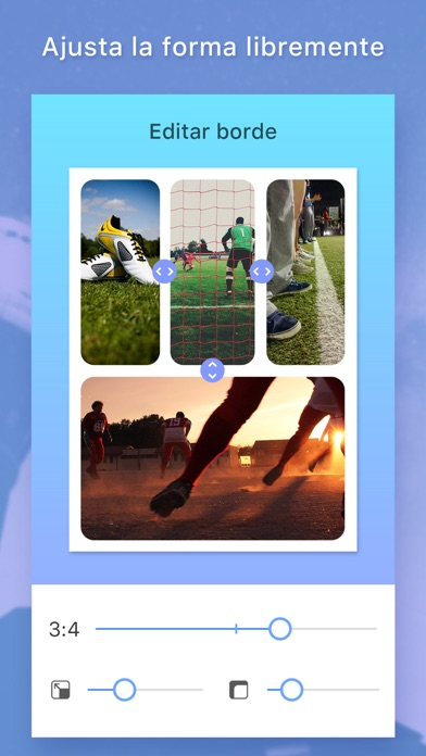 Screenshot for Photo & Video Collage Maker in Peru App Store