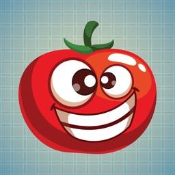 Sticker Me: Family Fruit