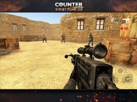 Counter SWAT Forces screenshot 6