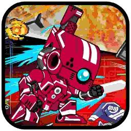 ROBOT BATTLE WAR 1