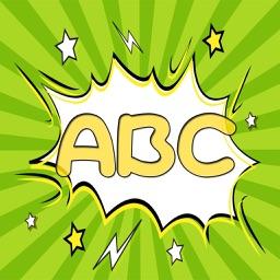 英语字母-儿童基础英语学习必备应用