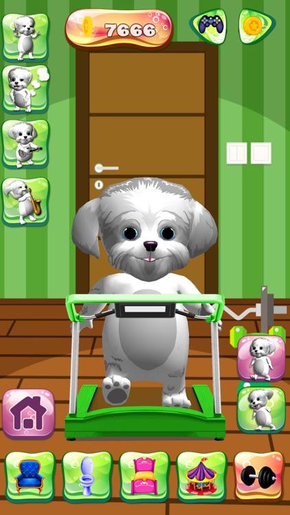 Talking Dog Game screenshot-4