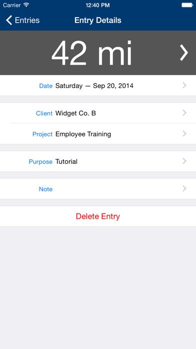 TDF Tracker screenshot four