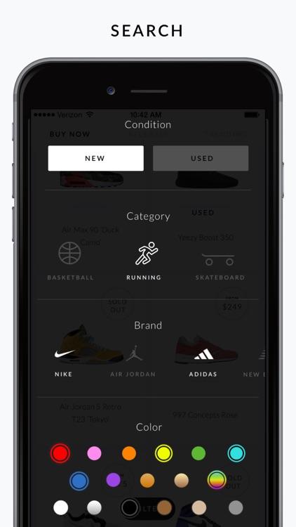 GOAT: Buy & Sell Sneakers screenshot-4