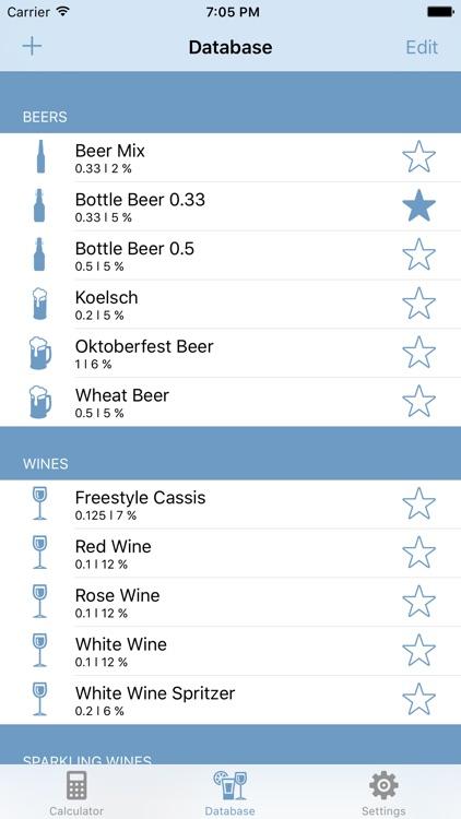 BAC Calc - Live Blood Alcohol Content Calculator