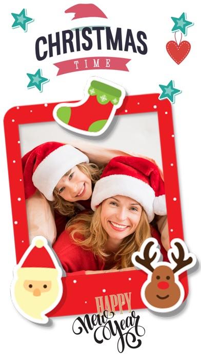 Download Kerst foto-effecten - ELF Yourself Santa Booth App
