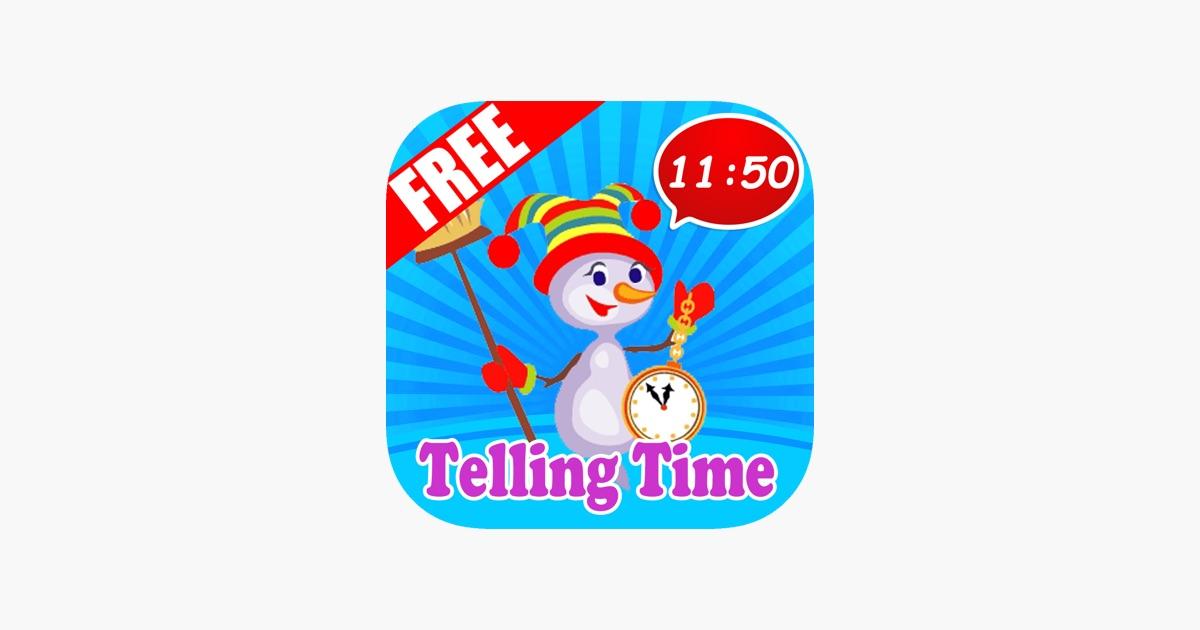 Telling Time : Lernen Sie Englisch Anzahl im App Store