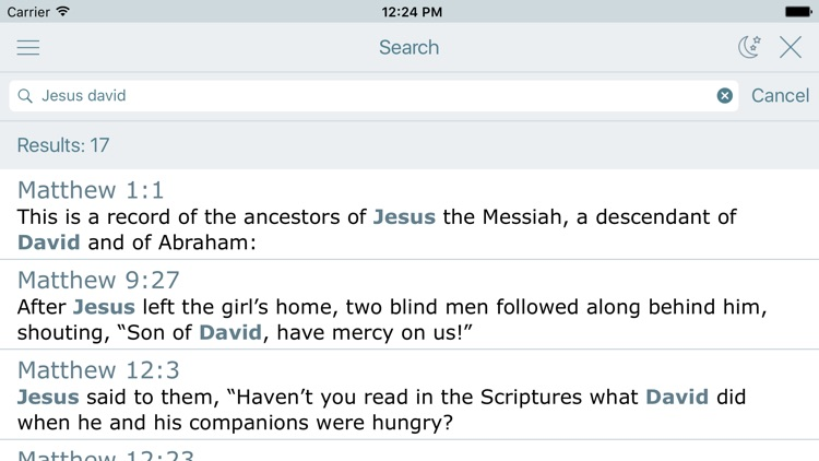 NLT Bible New Living Translation and Audio Version screenshot-3