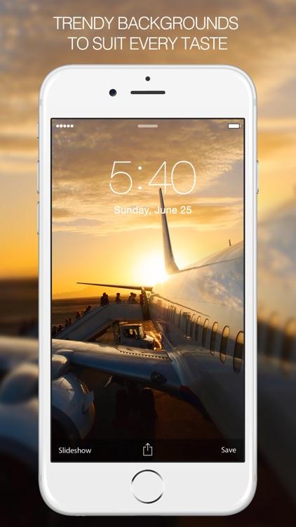 Aeroplane Wallpaper & Airplane Wallpapers screenshot-3