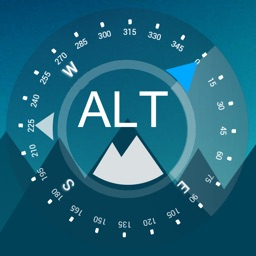 Altimeter PRO (Compass Weather Air Density Track)