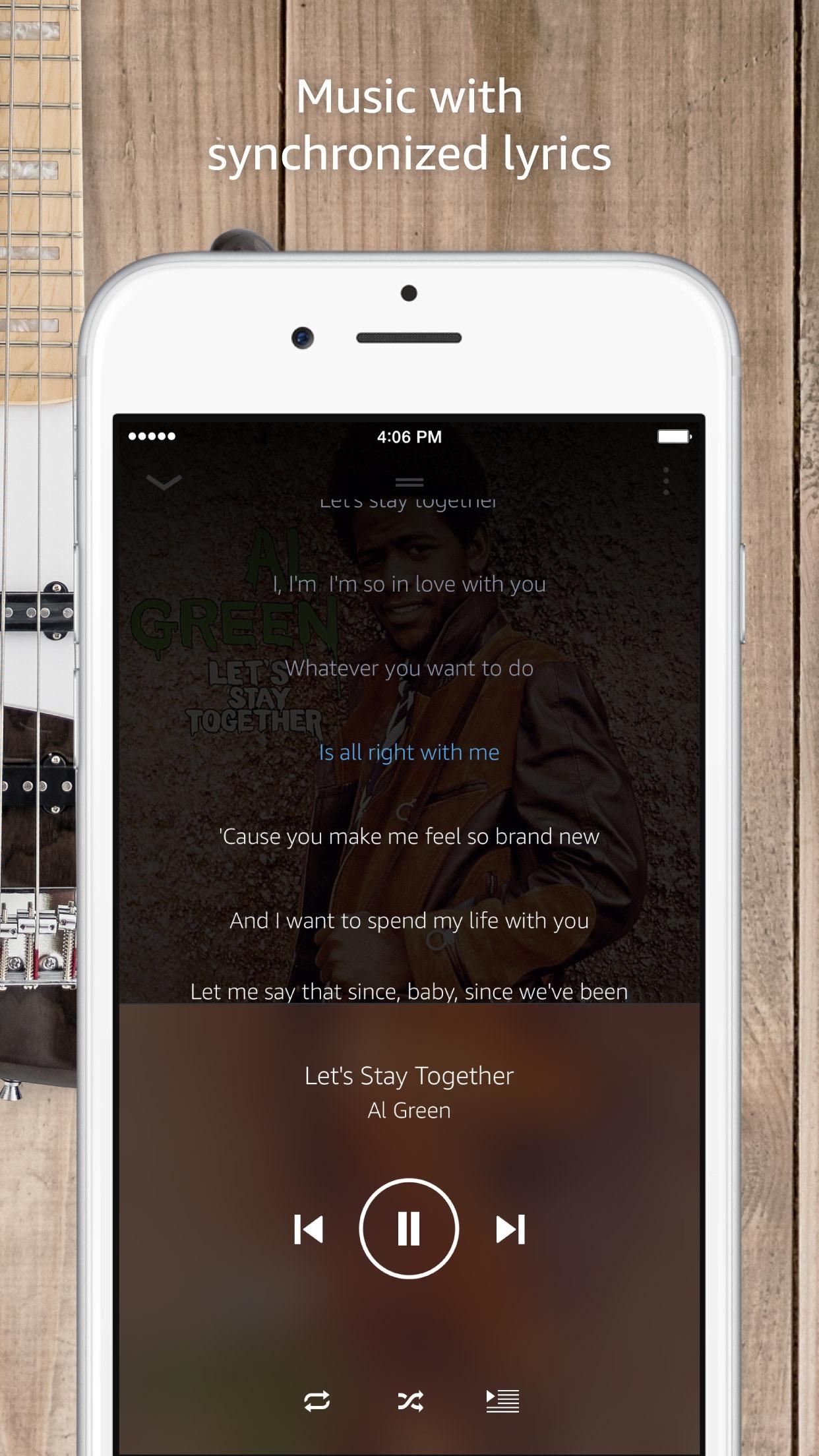 Amazon Musik App