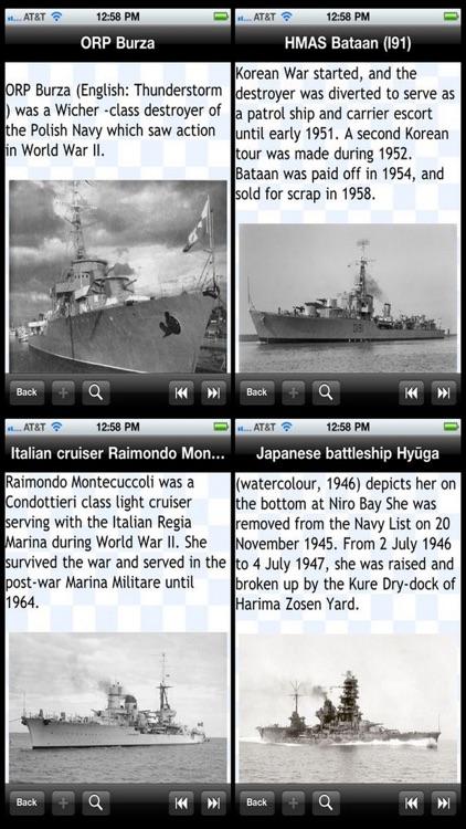World War II Warship Bible