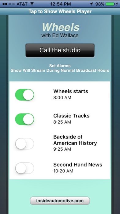 Ed Wallaces Wheels review screenshots