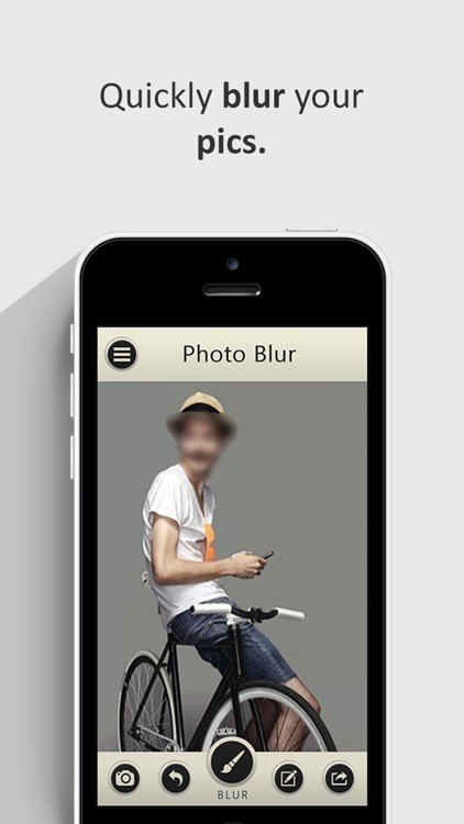 Photo Blur Editor App- Blur Effect For Photo screenshot-0