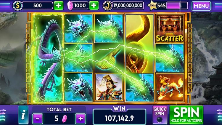 Slot Bonanza - Vegas Casino Slots