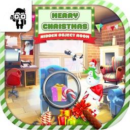 Merry Christmas - Hidden Object Room