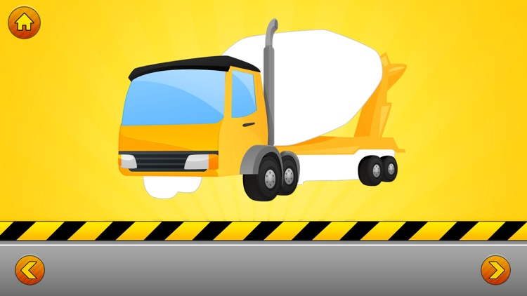 Trucks Builder Puzzles Games - Little Boys & Girls screenshot-3