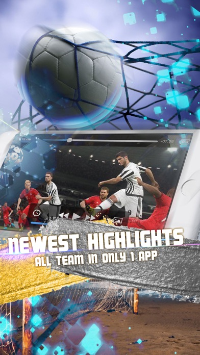 Watch Live Football Stream on TV screenshot three