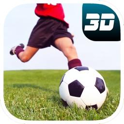 Soccer Championship Trophy - World Tour 3D