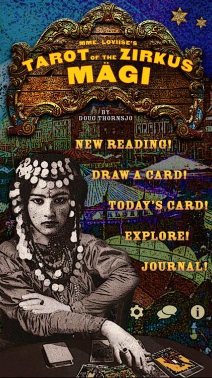 Tarot of the Zirkus Mägi