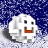雪だるまがBODYを探してジグザグRUN