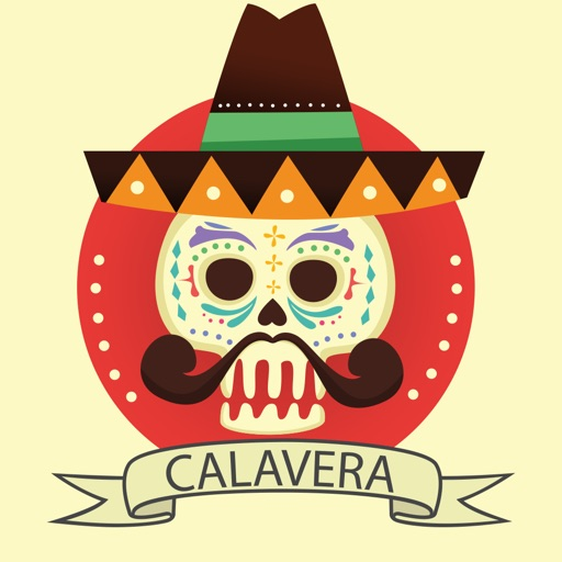 Calavera : Day Of The Dead - Add stickers, backgrounds and customize pictures iOS App