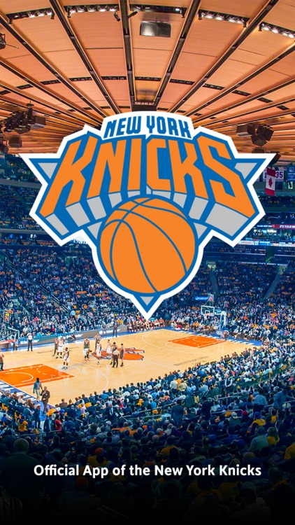 By Madison Square Garden. New York Knicks Official App