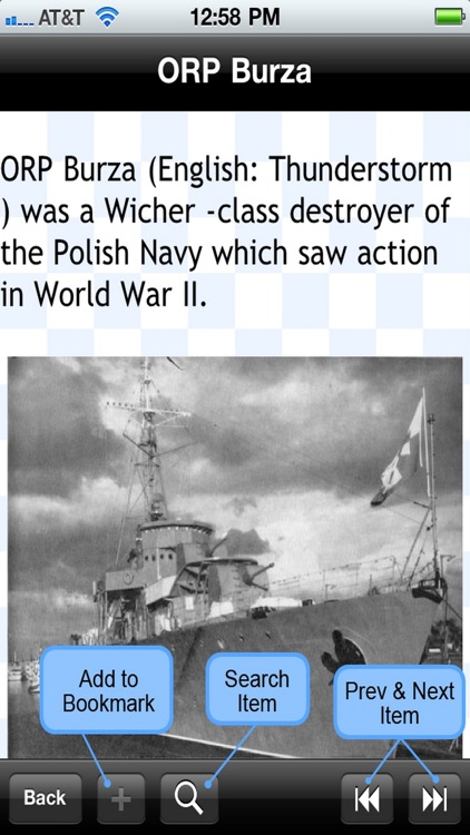 World War II Warship Bible screenshot-4