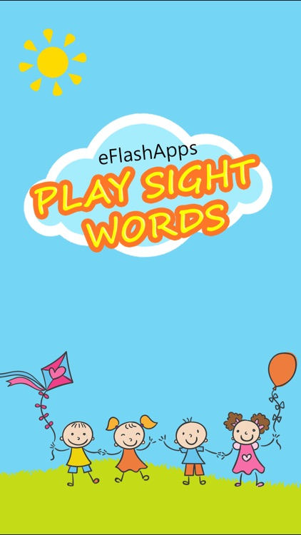 Sight Words : Learning Games & Reading Flashcards screenshot-0
