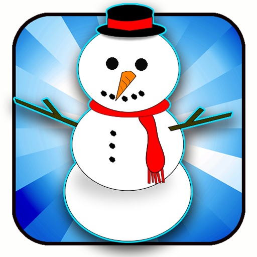 A Snowman Maker for iPad icon