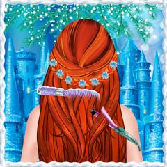 Ice Princess Hairstyles Hair Salon Girls Games