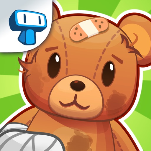 Plush Hospital - Teddy Bear and Pet Plushies Doctor Game for Kids iOS App
