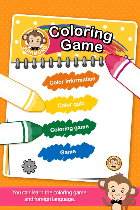Coloring Game(for Kids) - Online Game Hack And Cheat Gehack.com