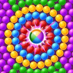 Bubble Shooter -Pop balloon shoot casual games