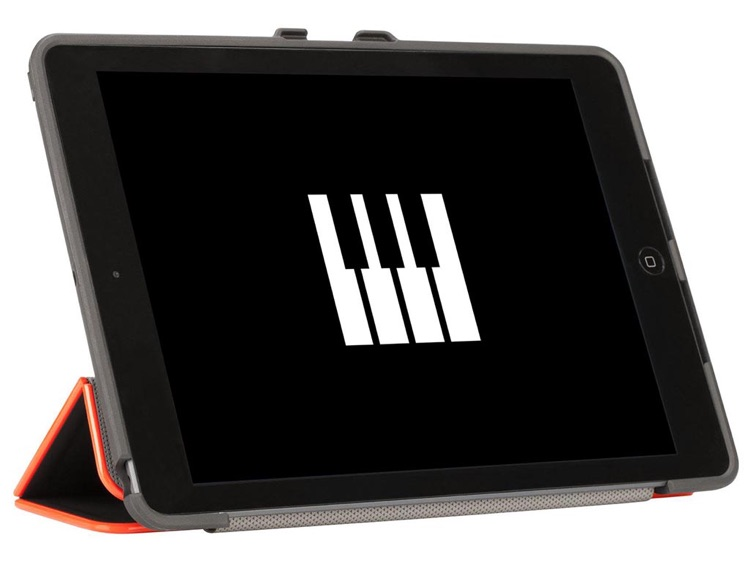 Midi Melody Pro: Full-featured iPad synthesizer screenshot-0