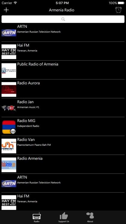 Armenian Radio - AM Radio