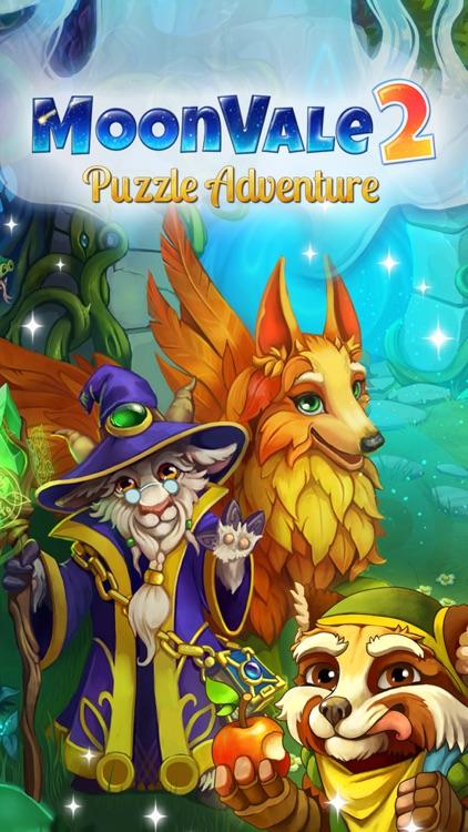 Moonvale 2: Puzzle Adventure screenshot-4