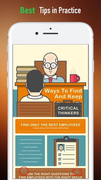 Critical Thinking Skills 101|Guide and Tutorial screenshot-3