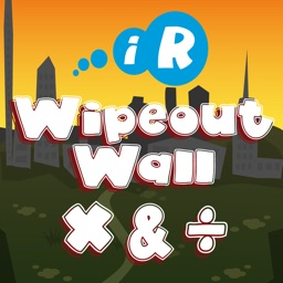 Wipeout Wall for iPad (Multiplication & Division)