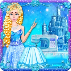 Activities of Snow Princess  Designs Tailor Boutique Girls Games