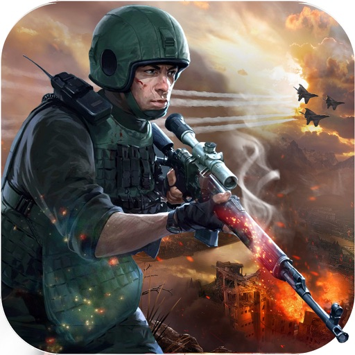 City Assassin sniper shooter : 3d killer