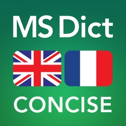 English <-> French CONCISE Dictionary