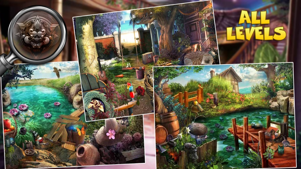 Free Hidden Object Games for kids : House of Mystery Seek and Find it games hack tool