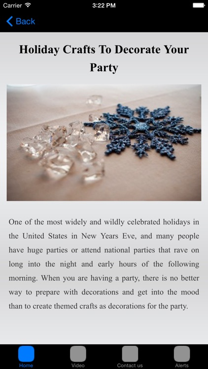 New Years Eve Decorations & Party Ideas screenshot-3